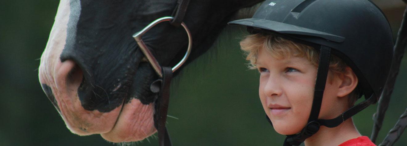 horseysmile