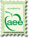 Accredited by the AEE