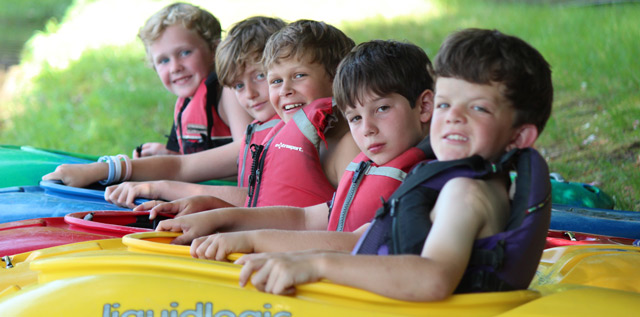 Kayaking-Summer-Camp